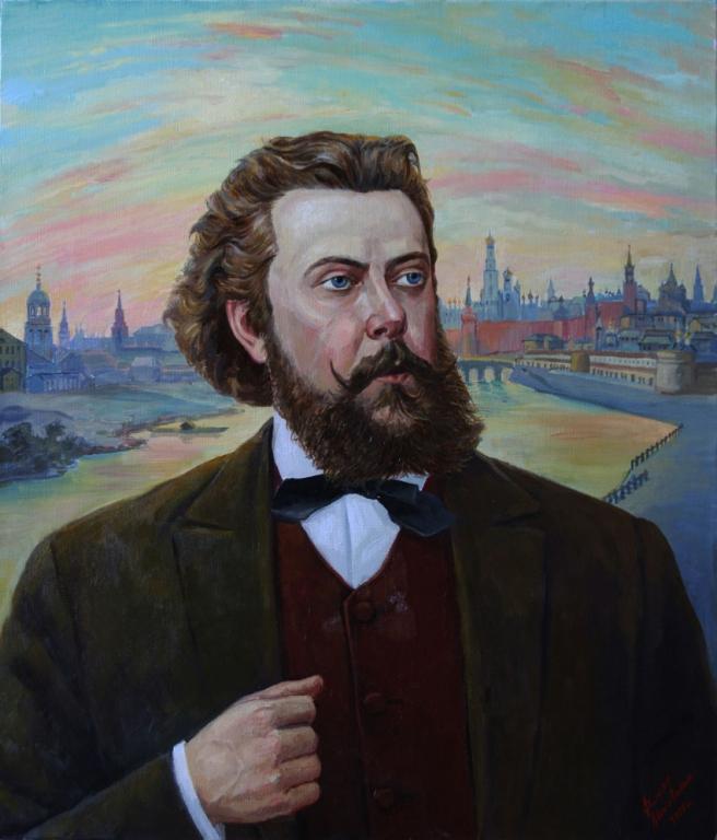 Мусоргский картинки с выставки два еврея богатый и 2